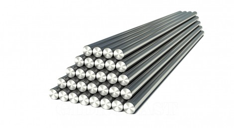 Chromeplated rods